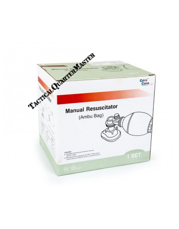 Manual Resuscitator (Ambu Bag) Pediatric/Child