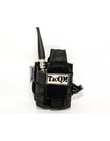 Hand Held Radio Pouch-Black