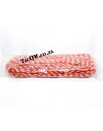 PP Outdoor Braid 10mm X 30 meters Red Discontinued