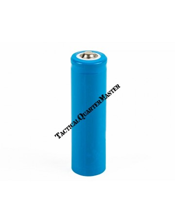 SUPA-LED Rechargeable Batteries: 18650 Size
