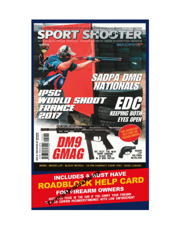 Sport Shooter Magazine Issue 24