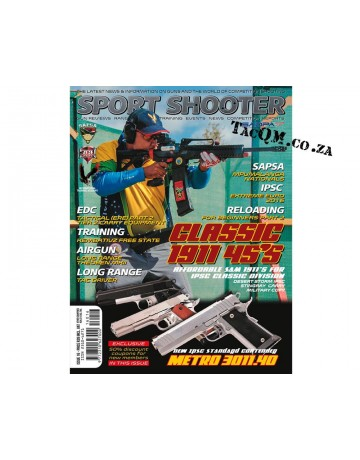 Sport Shooter Magazine Issue 16