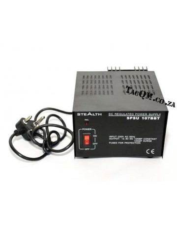 STEALTH Base Station Power Supply with Battery