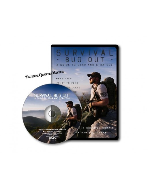 Survival Bug Out DVD