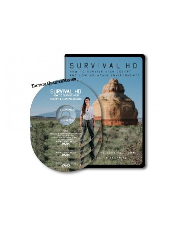 Survival HD 3 Disc DVD Set