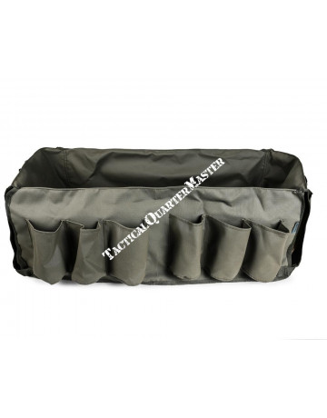 Bushveldt Load Bay Protector with Pockets for the The Mule: Heavy Duty Trolley Green