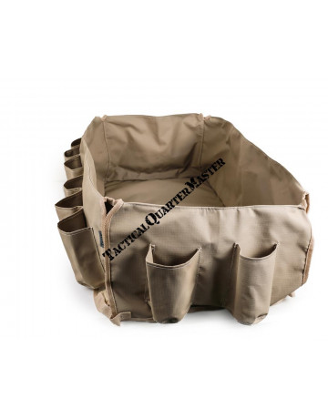Bushveldt Load Bay Protector with Pockets for the The Mule: Heavy Duty Trolley Khaki