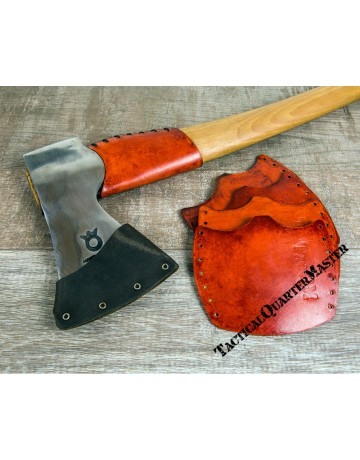 Bushveldt Axe Guards, 3mm Husqvarna Forester