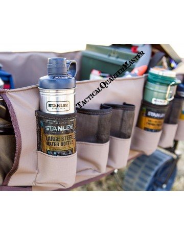 Load Bay Protector with Pockets for the The Mule: Heavy Duty Trolley Grey