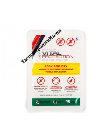 Vital Protection Soak & Dry AM1: Sachet
