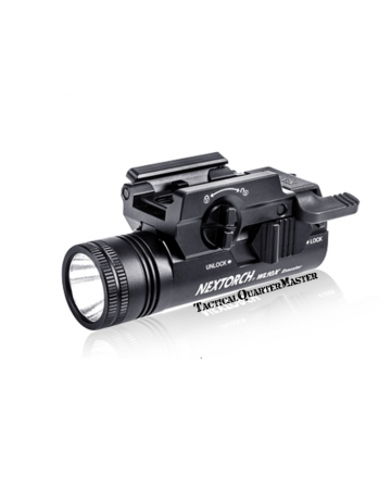 NexTorch Weapon Mounted Light - WL10X Executor